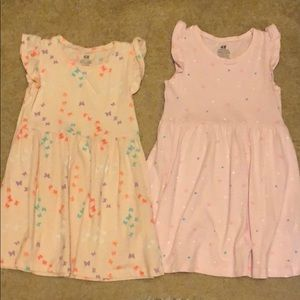 Little girls dress 2-4 year